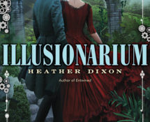 ARC Book Review: Illusionarium by Heather Dixon