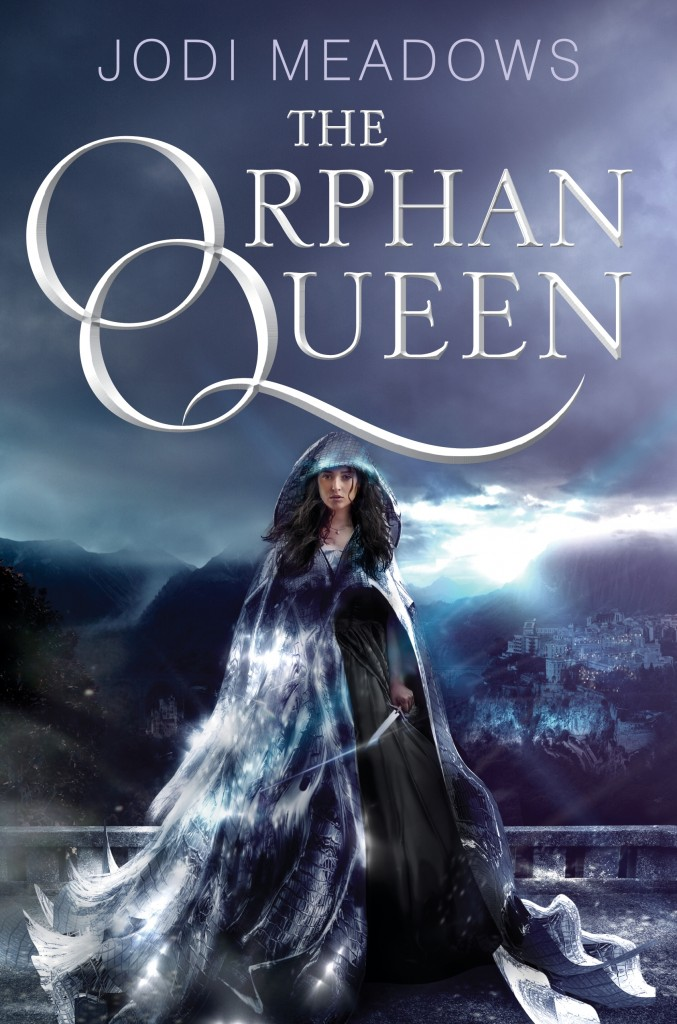 ARC Review: The Orphan Queen by Jodi Meadows