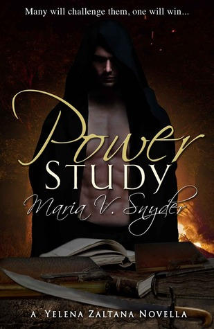 Review: Power Study by Maria V Snyder