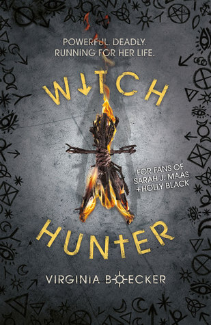 ARC Book Review: Witch Hunter by Virginia Boecker