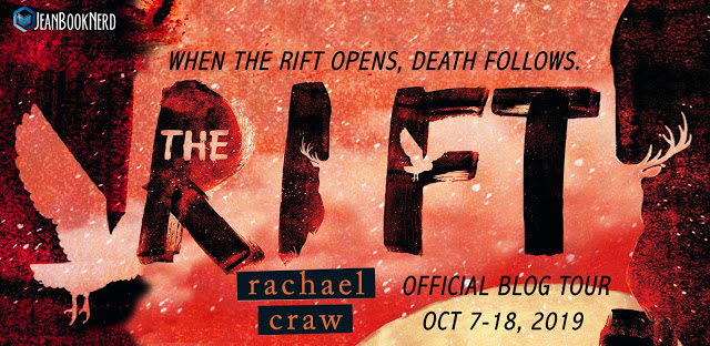 The Rift by Rachael Craw – Guest Post + Review