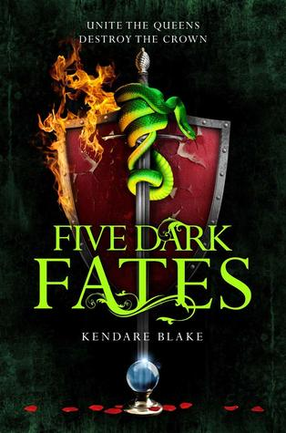 Five Dark Fates by Kendare Blake